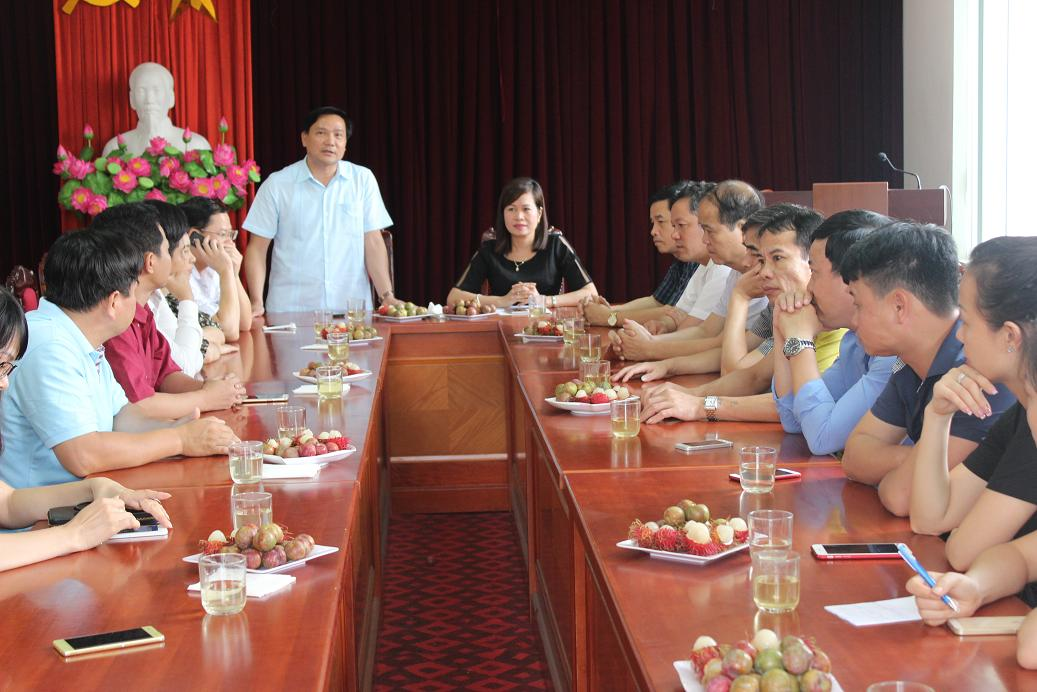 Học tập mô hình tại Lào Cai